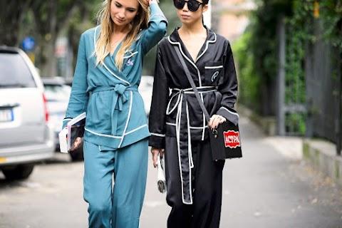 Tren Fashion 2019 Pajama Dressing