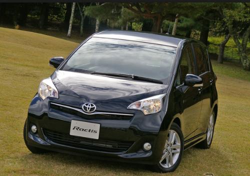 2015 Toyota Ractis Release