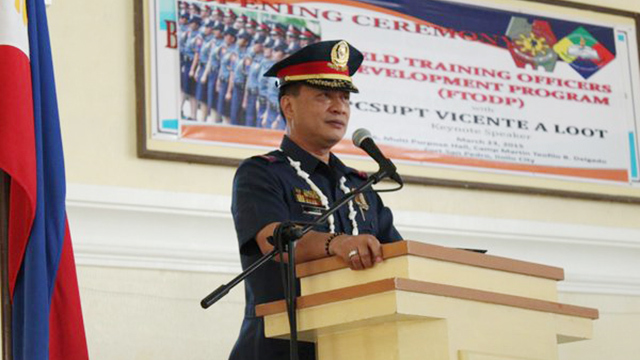Ret. Chief Supt. Vicente Explained How He Got Rich