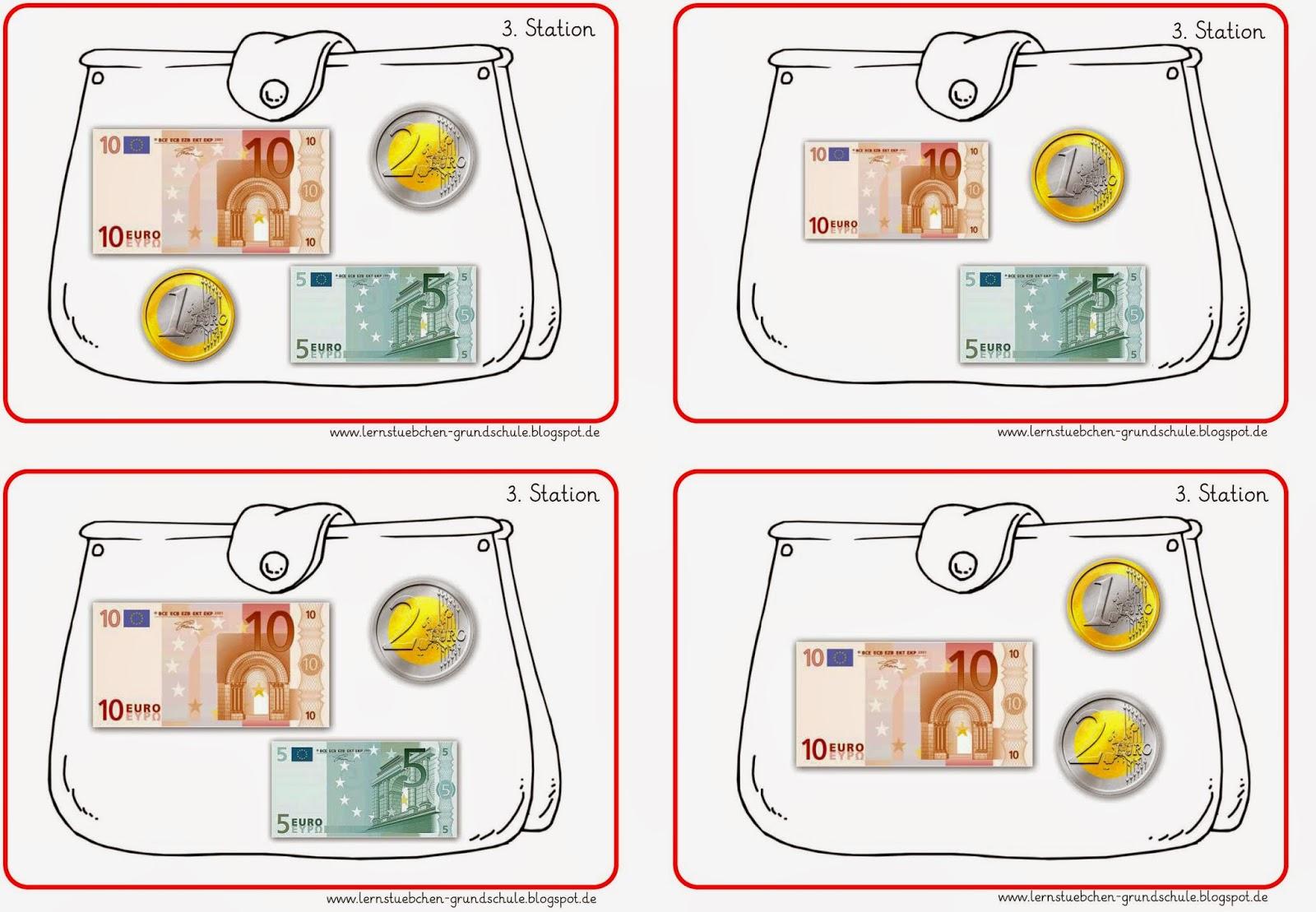Spiel Mit Geld Grundschule