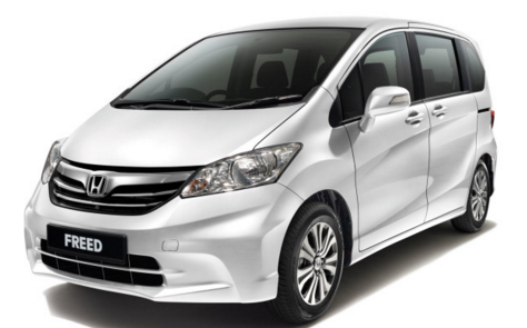 2017 Honda Freed Model, Price