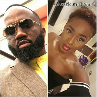 Noble Igwe and Ahneeka