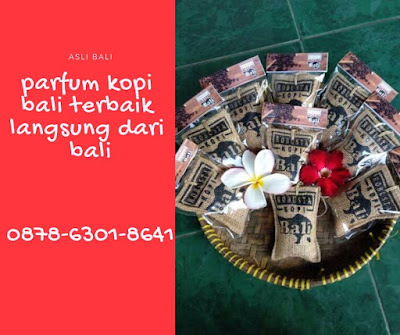 Supplier Parfum Kopi Bali