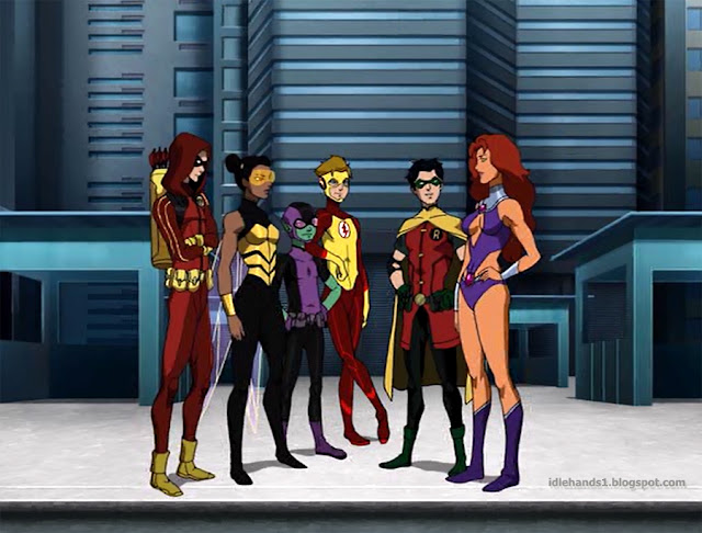 Teen Titans: The Judas Contract Animated Movie Preview