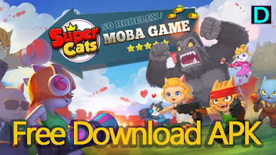 Super Cats Game App Download Latest Version 1.0.40 for Android on www.DcFile.com