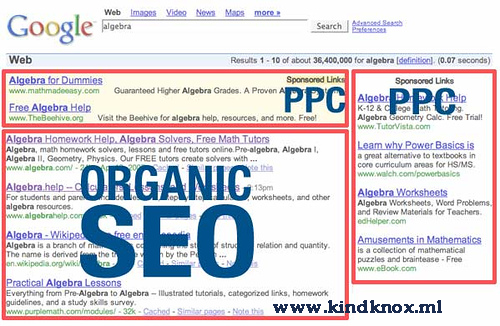 The Difference Between The PPC And SEO