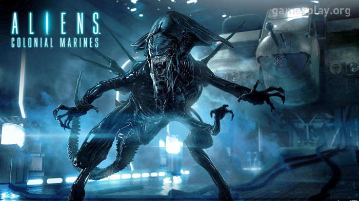 Video Games Aliens Colonial Marines Alien Queen