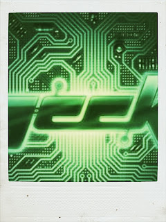 Geek Circuit Polaroid