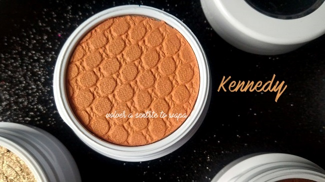 COLOURPOP | Cuarteto Peachy Keen - Swatches & Review - KENNEDY