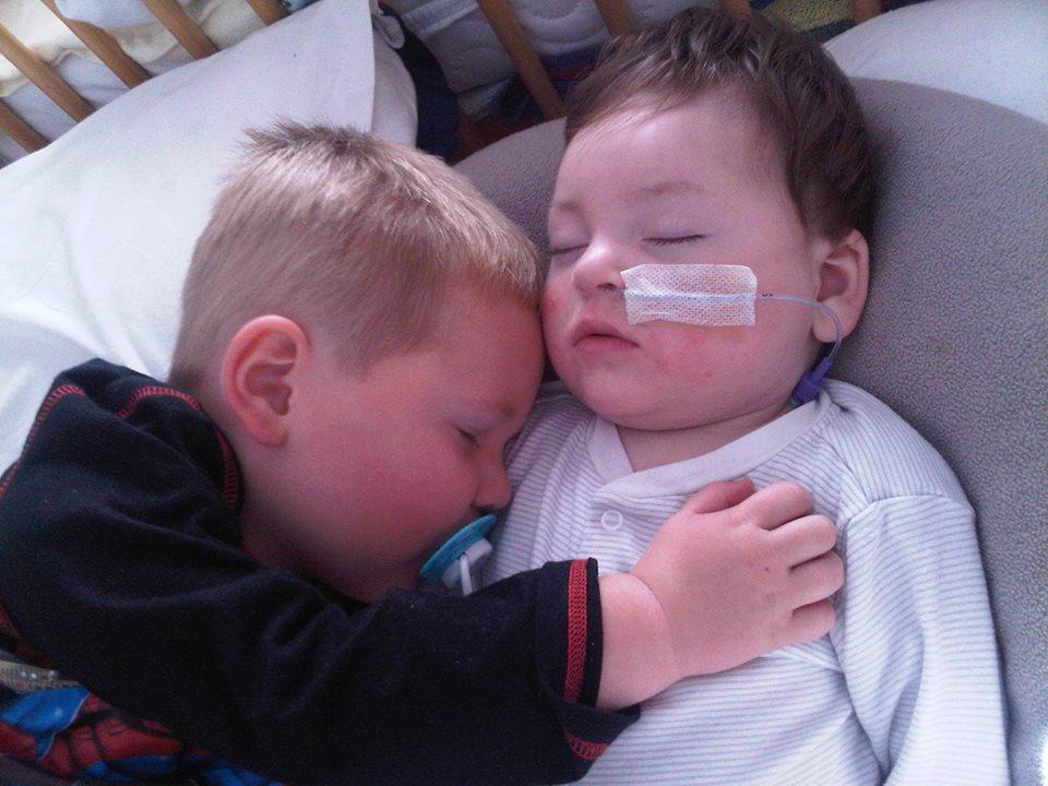 Why I love my sons feeding tube