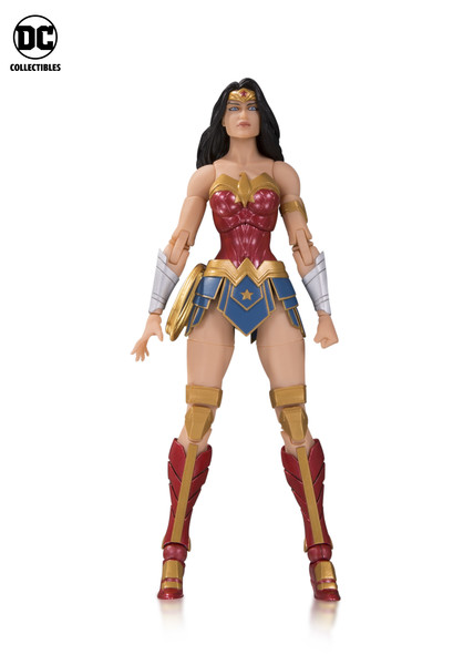 NYCC 2018 DC Collectibles DC Essentials Wonder Woman action figure