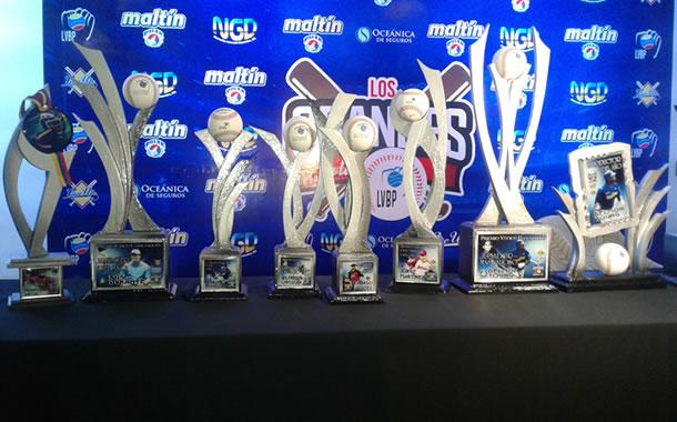 Premios los Grandes de la LVBP