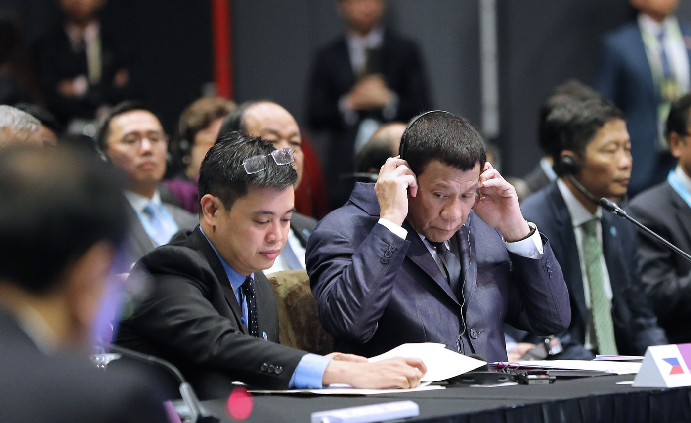 The Magic of Duterte Nap: The New Country Coordinator For ASEAN-China Dialogue Relations