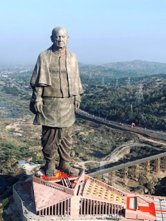 Statue of Unity |30,000 Come to See the World's Tallest Statue Every Day