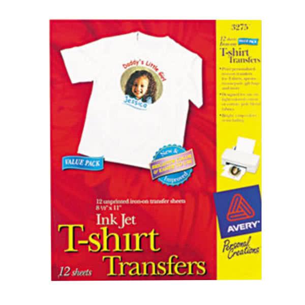 Iron-On Transfers