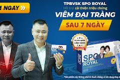 SPO ROYAL – Top 50 sản phẩm thương hiệu uy tín 2020 đã có mặt trên EGO Mall
