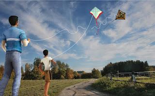 Mengapa Layang-layang Bisa Terbang