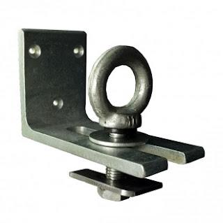 冷凍(藏)櫃 L型鎖具