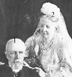 Oscar II  and Sofia of Sweden