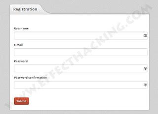 signup Membedah Aplikasi Android