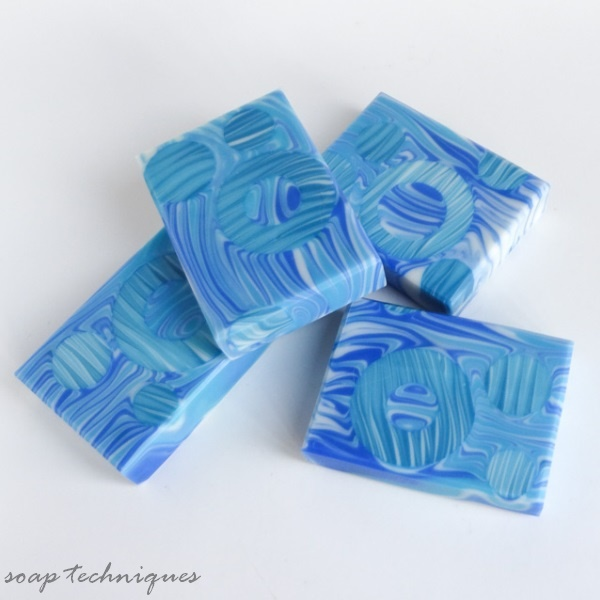 'Embedded Circle' Soap Design Technique