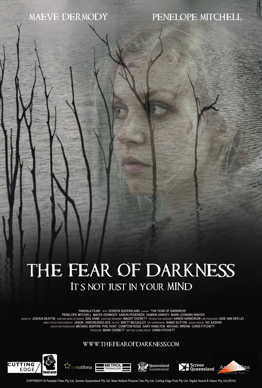 The Fear of Darkness 2014 - Full (HD)