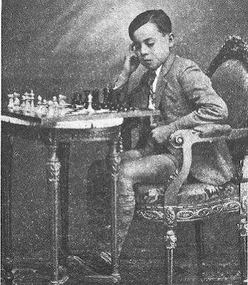 El ajedrecista infantil Arcadi Valls, Campeón infantil de Ajedrez de Mataró 1932