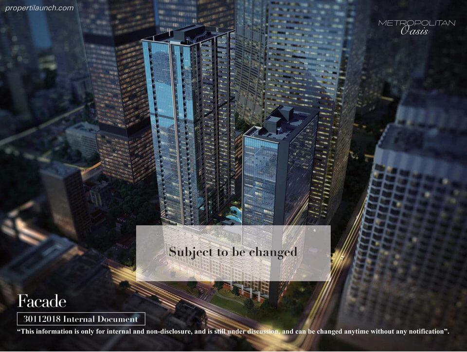 Branz Mega Kuningan Condominium