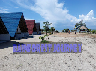 Homestay Pinggir Pantai Tanjung Lesung