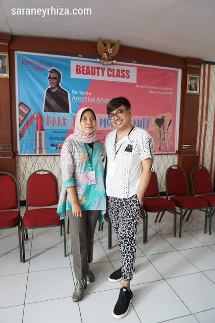 ANTONIUS ANUNG MAKEUP ARTIST