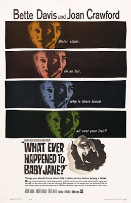 Whatever Happened To Baby Jane? (1962) hag horror