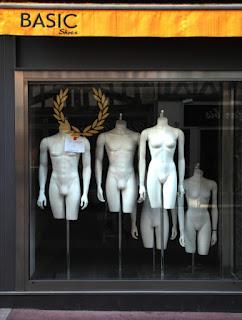 Window, Rouen