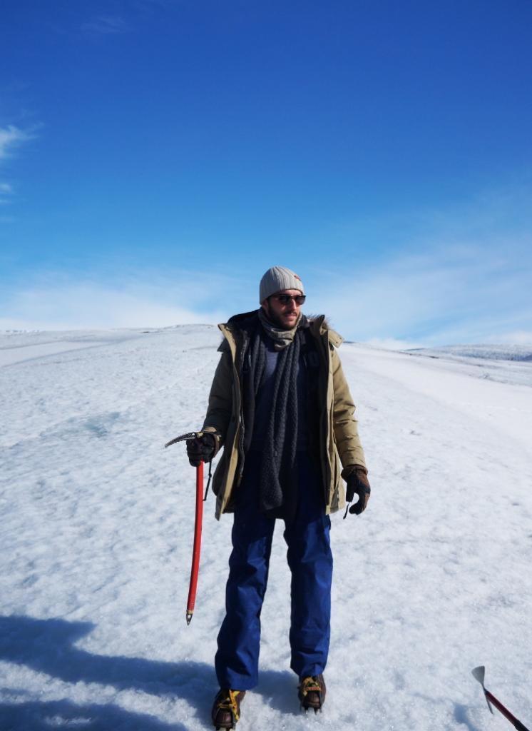 Sólheimajökull glacier, Iceland, Euriental