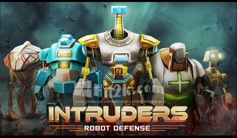 INTRUDERS Robot Defence