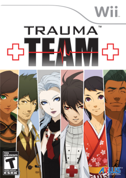 Trauma Team cover 2