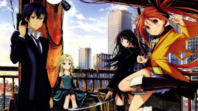 Black Bullet BD Subtitle Indonesia