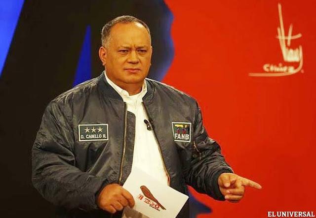 Diosdado Cabello mandó a matar al senador Marco Rubio