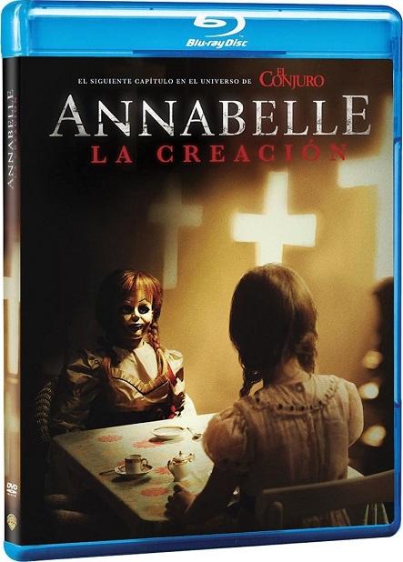 Annabelle: Creation (2017) 720p y 1080p BDRip mkv Dual Audio AC3 5.1 ch