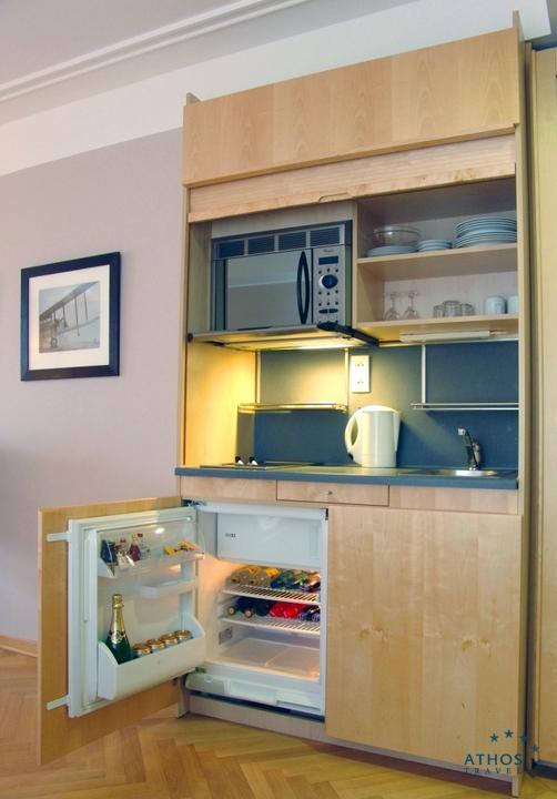 Muebles y Decoracin de Interiores Kitchenette o Cocina Pequea