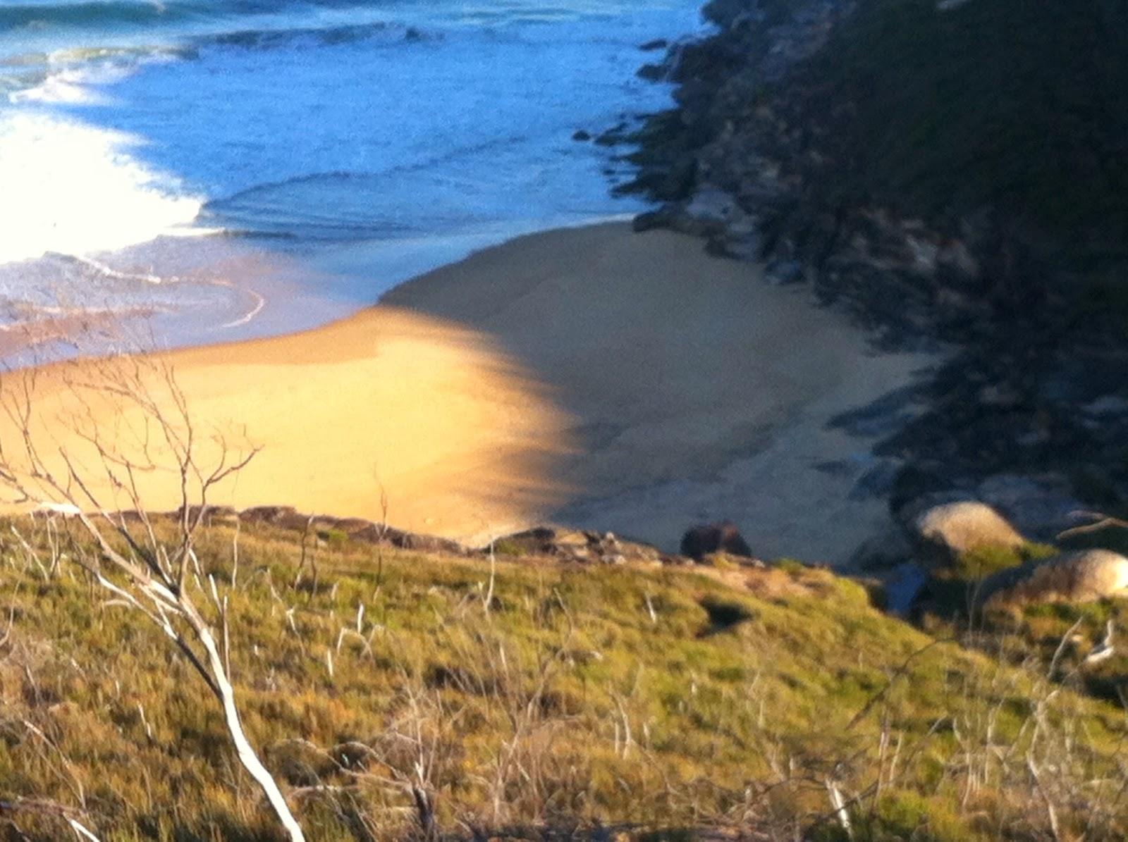 Little Tallow Beach - the  Secret Beach