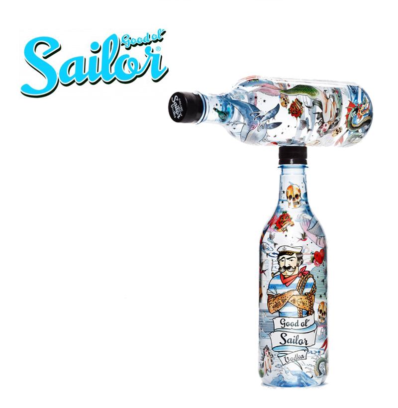 Sweden's Good ol' Sailor Vodka