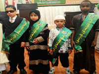 Ajaib, Hafiz Umur 7 Tahun Asal Indonesia Ini Kejutkan Selurh Dunia