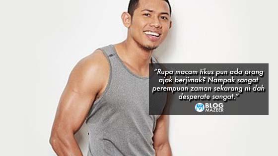 """Rupa Macam Tikus"" – Respon Netizen Isu Nabil Dedah Peminat Ajak Berjimak Tanpa Had Kat Hotel"
