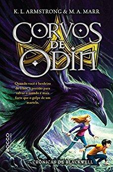 Corvos de Odin - K. L. Armstrong, Melissa Marr