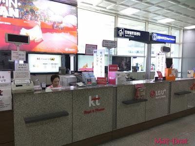Percutian ke Busan Kores Selatan Tempat Menarik Gimhae Airport