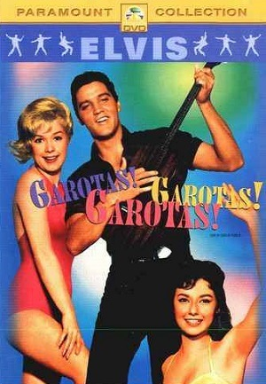 Filme Elvis Presley - Garotas! Garotas! Garotas! 1962 Torrent Download