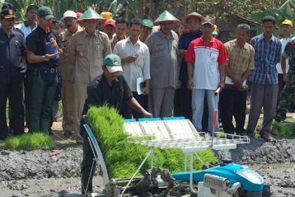"""Inovasi pada 8 Fokus Penelitian Menuju Indonesia Jaya"" Khusus Teknologi Pertanian dan Pangan"