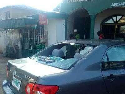 Masquerades attack mosque, beat up praying Muslims In Ekiti [See Photos]