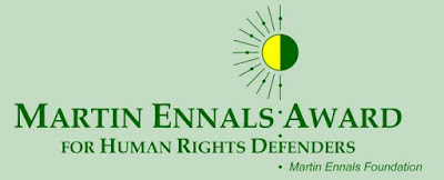 Martin Ennals Award