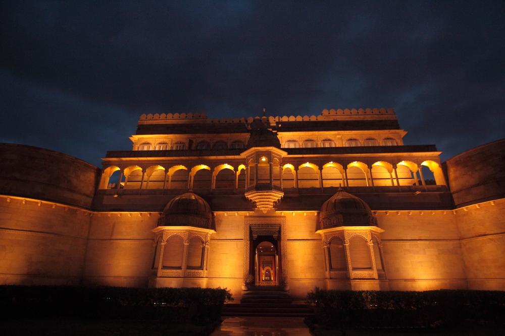 Rajasthan Suryagarh Jaisalmer